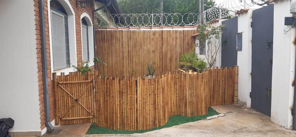 You are currently viewing Faça uma cerca de bambu ondulada com os melhores artesões.