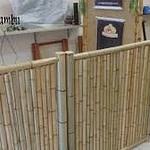 cerca de bambuzinho