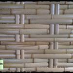 forro de bambu em placa