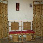 namoradeira de bambu cana da índia