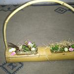 decorações com bambu