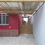 pergola de bambu fininho