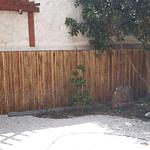 o que é uma cerca de bambu