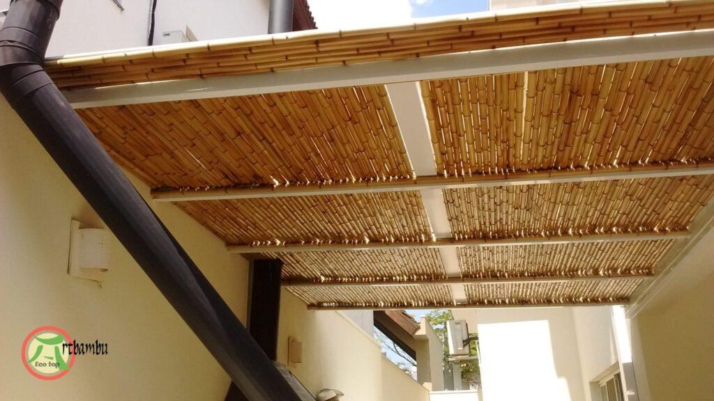 painéis de bambu para decorações