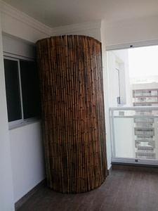 decorações com bambu cana da índia tratada