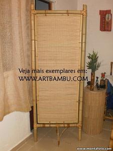 decoração de bambu para apartamento