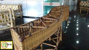 Read more about the article Balcão de bambu tratado, veja os nossos lindos trabalhos .