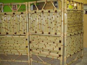 Read more about the article Painéis de bambu para decorações de variadas formas.