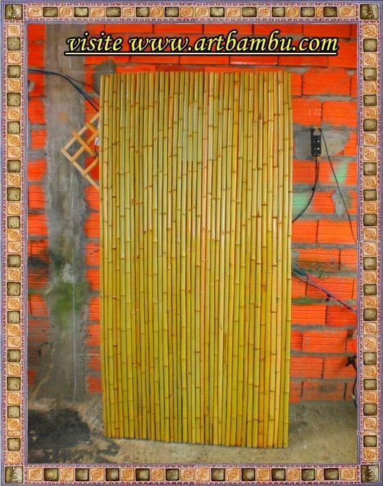 Read more about the article Divisória de bambu para sala é uma boa ideia de decoração.