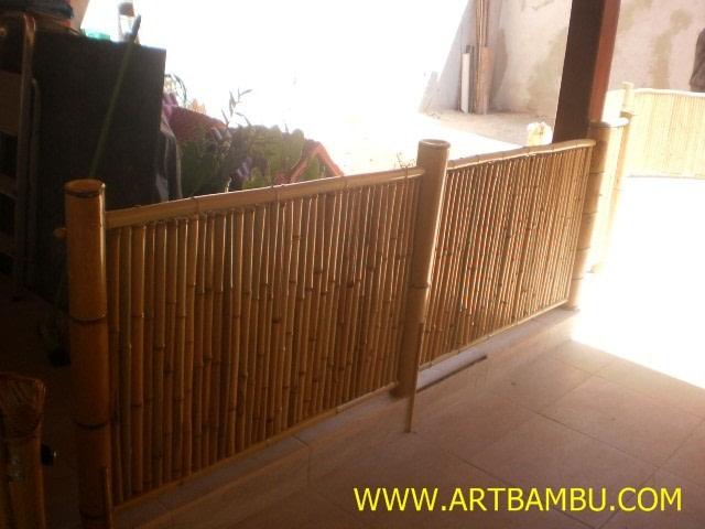 Cercado de bambu