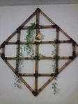 decorar com bambu