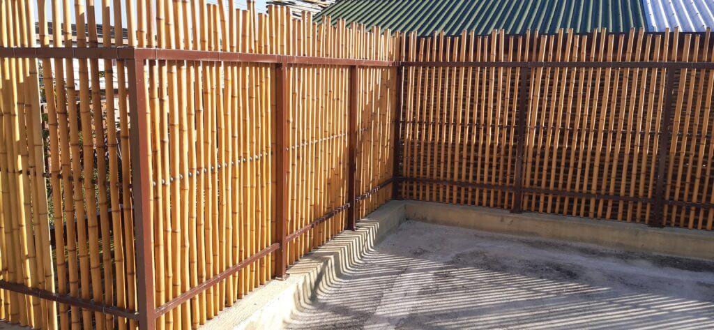 Compre cerca de bambu