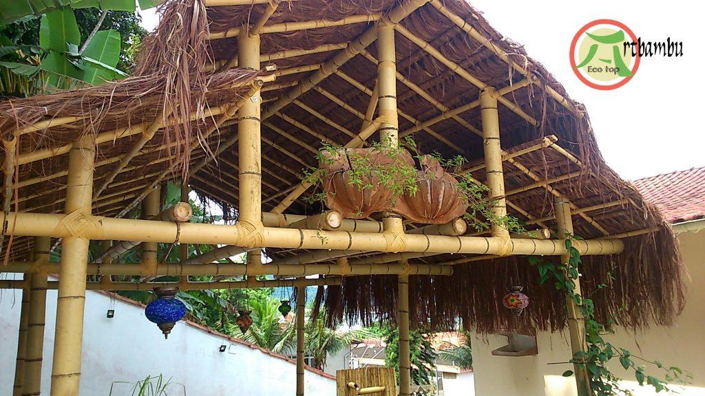 Read more about the article Quer fazer uma pérgula de bambu e não sabe como?